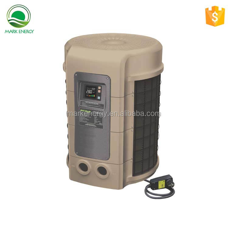 Swimming pool heat pump CE approved ground pools heat pump with refrigerant r407c price cheap heat pumps