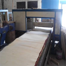 veneer splicer / plywood paving machine / plywood production line