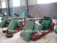Hammer Crusher for crushing scrap E-wast such as pc board/plastic