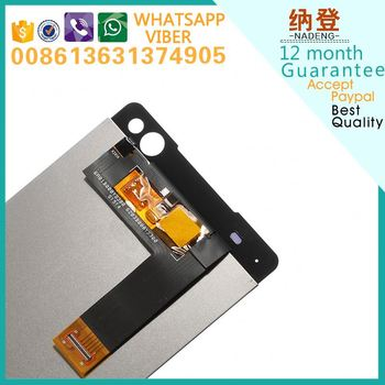 lcd for Sony xperia C5 lcd screen/lcd touch for xperia C5 C5 Ultra Dual E5563