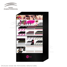 Weitu acrylic cosmetic display set wholesale new design cosmetic display stand