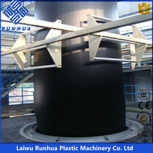 plastic film blowing machine for HDPE geomembrane
