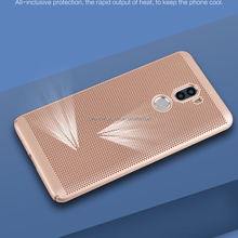 Cell Phone Accessories Heat Radiating Hard PC Mobile Phone Case for huawei y7prime mate 10 lite honor 9 lite