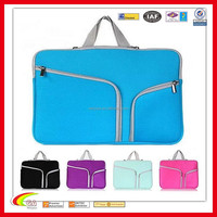 "Coffee Soft Neoprene Carry Sleeve Bag Cover for Macbook Air 13.3"" and Air 13"