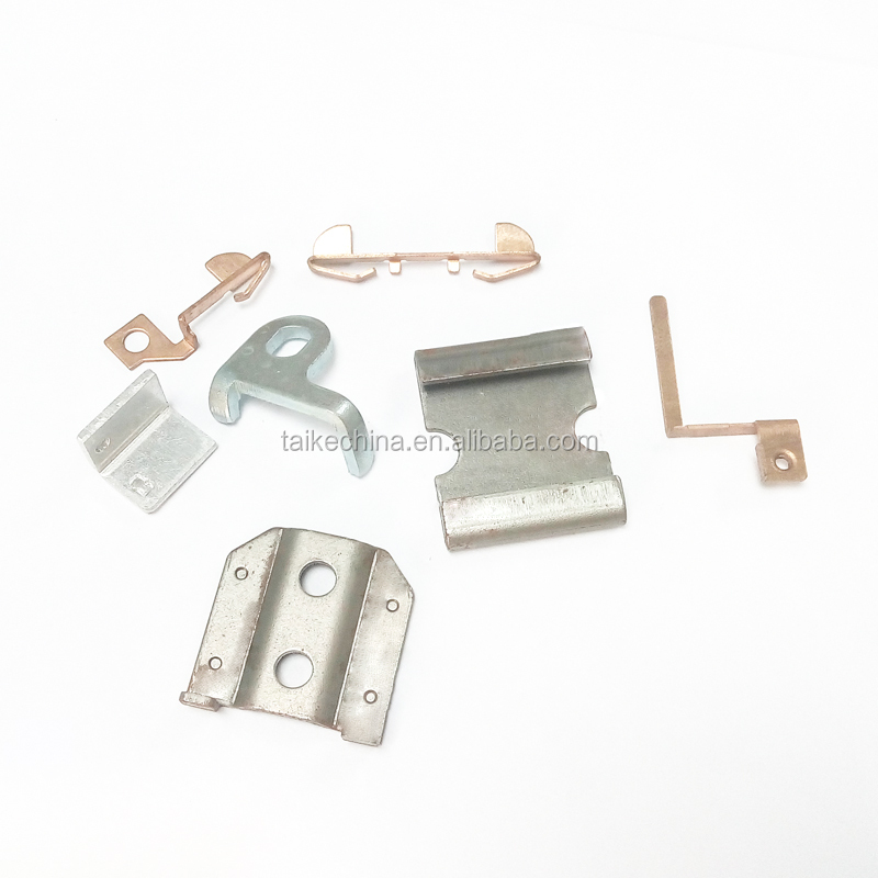 OEM stainless steel/aluminum/brass sheet metal stamping parts (SSP0912)
