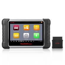 New released 2018 autel maxicom mk808ts update from autel maxicom mk808bt vehicle diagnostic tools Autel Scanner