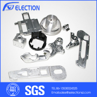 CNC Aluminium Alloy Processing Guangdong Industrial Heavy Duty Aluminum CNC Machining Parts