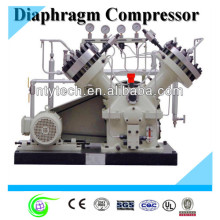 High Discharge Pressure Carbon dioxide Diaphragm Compressor
