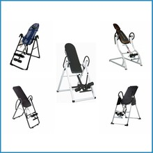 gym inversion table,china inversion table, foldable inversion table