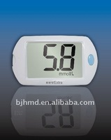 Large screen Blood Glucose Meter (Fast and Convenient testing)