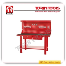 2013 cheapest promotion big steel workbench with Drawer