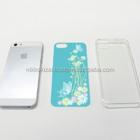 Many kinds of and Order-made cover iphone 5 Plastic Fancy Goods with original design made in Japan