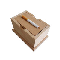 Manufacturing custom unfinished wooden cigar boxes