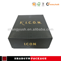 chinese mirror wedding box for,wedding classic paper cardboard chocolate box , fashion in the box