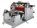 plastic roll cutting machine ,polyester film cutting machine ,aluminum foil rewinding machine