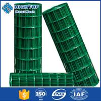 1x1 pvc coated welded wire mesh panel