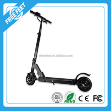 2017 new style high quality 150kg load smart children electric scooter