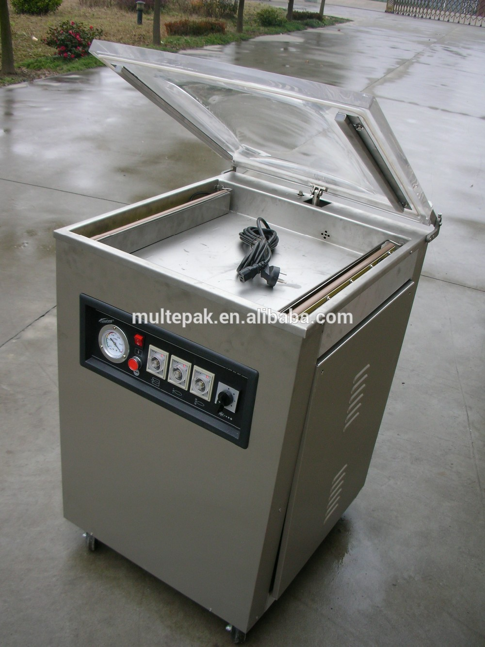 Professional pvacuum meat packing machine ballast manufactured in China