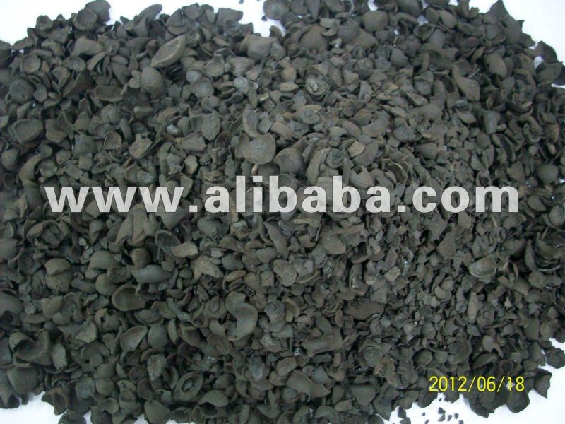 Palm Kernel Shell Charcoal carbonised PKS
