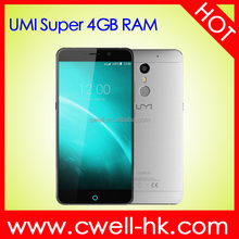 brand new cheap android phone android apps free download UMI Super 5.5 Inch FHD LTPS Touch Screen 4G FDD-LTE