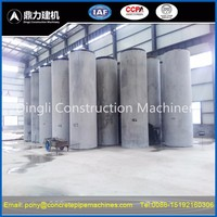 Prestressed Concrete Cylinder Pipe(PCCP) Production Line