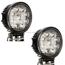 Wholesale Super Bright Aluminum Housing 12V 27W Led Work Light for ATV SUV Truck Jeep