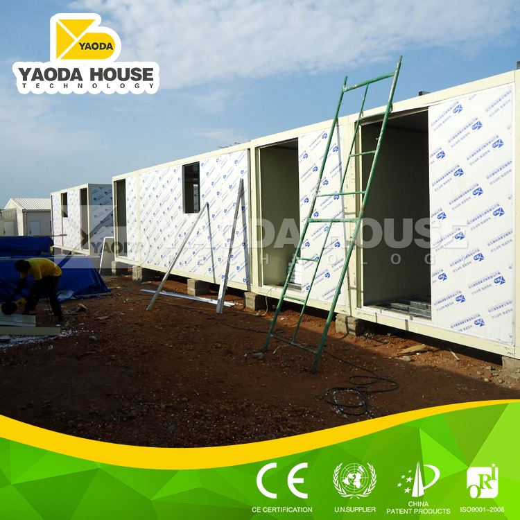 Most popular container house solar