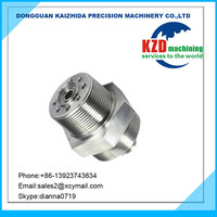 CNC Steel Precision Machining Parts and Hardware Products