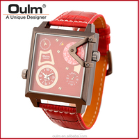 oulm watch unisex, wholesale custom promotional watches, power band watch