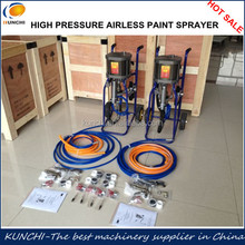 High pressure high quality emulsion paint coating machine