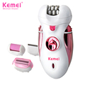 Kemei KM2530 New 4 in 1 Female Care Epilator Made in China Health Care Products Skin Care Device