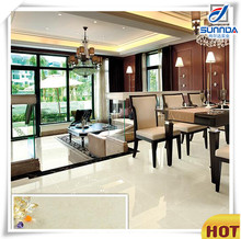 best nano polished high glossy cheap double loading hotel lobby porcelain tile depot flooring tile