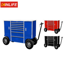 Go Kart Pit Tool Wagon Cart with Chest