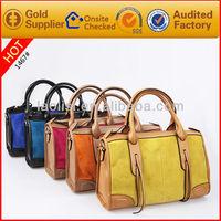 Top quality pu leather bags women name brand handbags wholesale