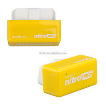 NitroOBD2 benzine car chip tuning plug and drive obd2 chip tuning box performance more power and more torque