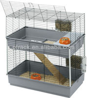 PF-PC17 Double rabbit cage