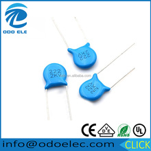 222/2kv high voltage capacitor ,disc ceramic capacitor,good sale in Russia market