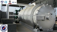 New Generation Waste Tire Pyrolysis Machine Made in India