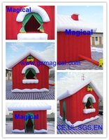 inflatable Christmas decoration/Christmas house/Christmas products