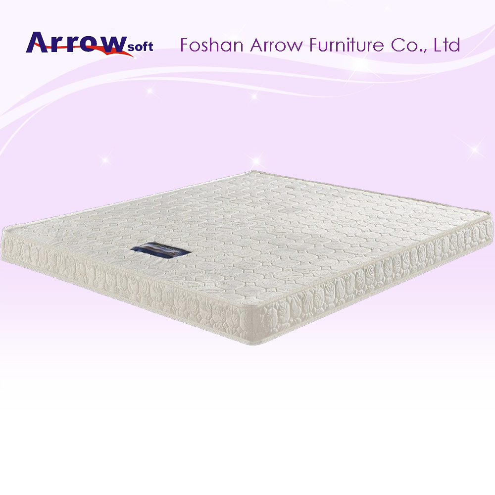 model rolled up compressed mattress memory foam