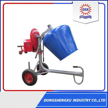 China Wholesale Market Electric Small Cement Mixer