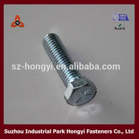 ANSI/ASME B18.2.1 All Size Furniture Connecting Hex Head Bolt In Stock