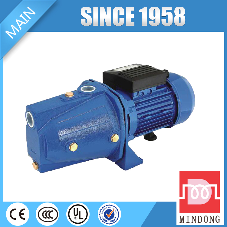MINDONG JETB Series Sef-Priming 0.5hp electric texmo water pumps domestic motor price