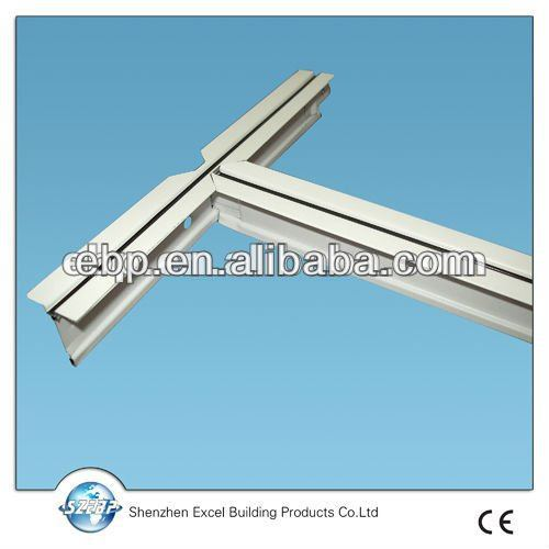 suspended ceiling t bar/t grid/t channel