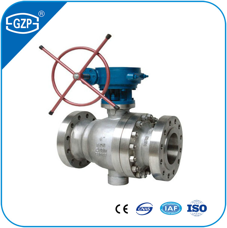 Hot Sell High Pressure RF RJ RTJ FLanged Ends Ball Valve for WOG Water Oil Gas
