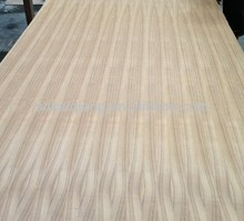 bruma teak plywood /for hotel decoration board /2.5mm plywood