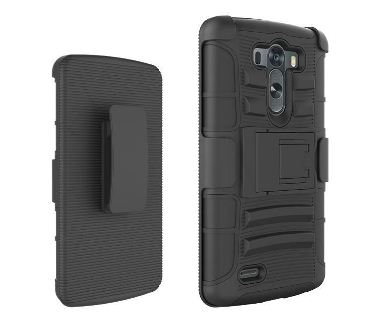 Heavy duty case for LG G4 pro back cover;belt clip case for LG G4 pro H968/960 mobile cover