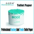 High Quality Recycled Pulp Purple Toilet Paper