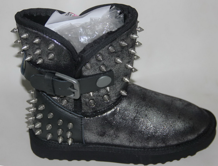 YL 2110 canada winter snow boots with TPR outsole and removable foam liner