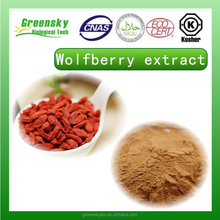 wolfberry extract 100% natural goji berry extract Chinese extract